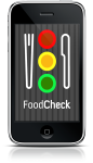 FoodCheck - Traffic Light Labelling App for iPhone & iPod